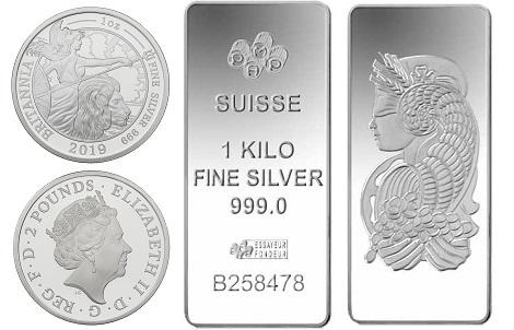 Cheap UK Silver