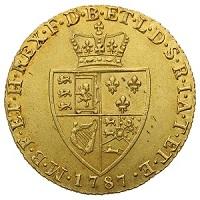 1719 George I Half Guinea coin obverse