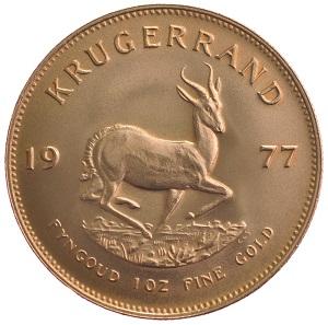 South Africa's Gold Krugerrand