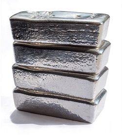 silver bullion bars