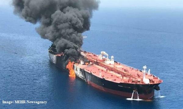 Oil tanker attack sees gold price spike - Gold News | BullionByPost