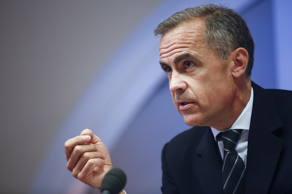 Mark Carney warning