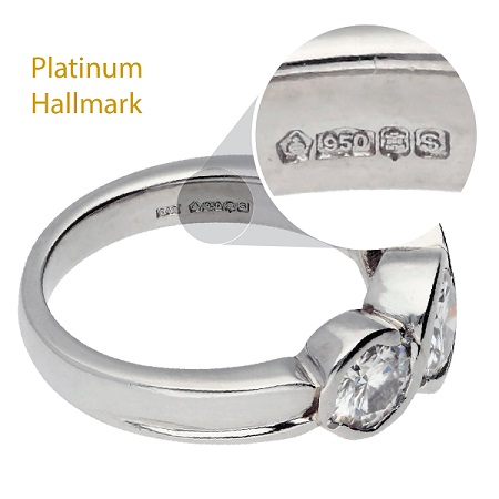 platinum hallmark