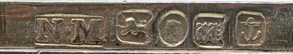 Birmingham silver hallmark