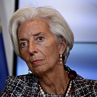 Christine Lagarde IMF ECB