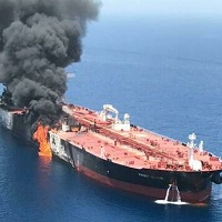 Oil tanker Strait of Hormuz