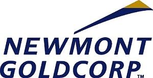 Newmont Goldcorp company logo.