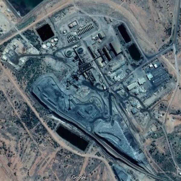 The Cannington Mine facility.