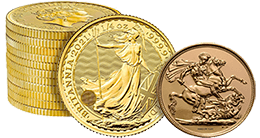 Buy Gold Bullion - The UK's No 1 Bullion Dealer
